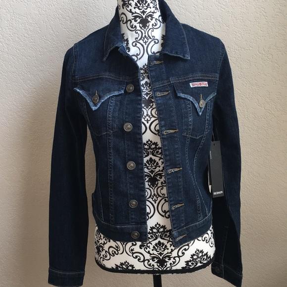 Hudson Jeans Jackets & Blazers - NWT Hudson Denim Jacket